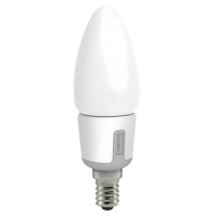 Лампа светодиодная Baleno LED Revolution Candlelight E14 5W 3000K 180Lm dim